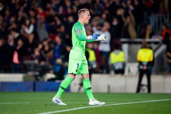 FC Barcelone : des discussions avec Marc-André ter Stegen
