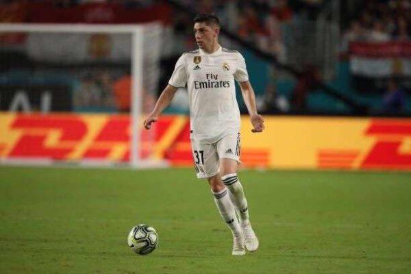 Real Madrid : des discussions avec Federico Valverde