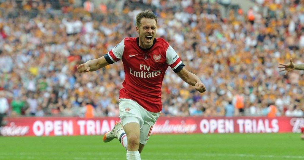 Officiel : Aaron Ramsey ne portera plus le maillot d'Arsenal !