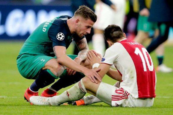 Tottenham : Toby Alderweireld envisage un retour à l'Ajax