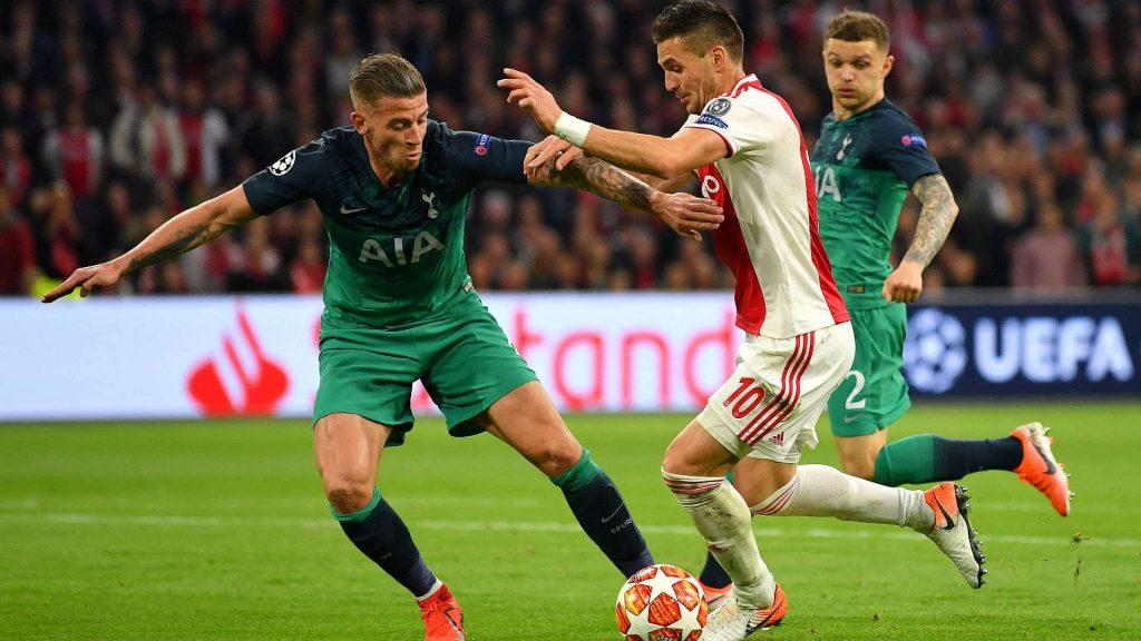 La Roma piste un défenseur de Tottenham
