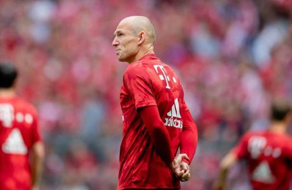 Officiel : Arjen Robben prend sa retraite !