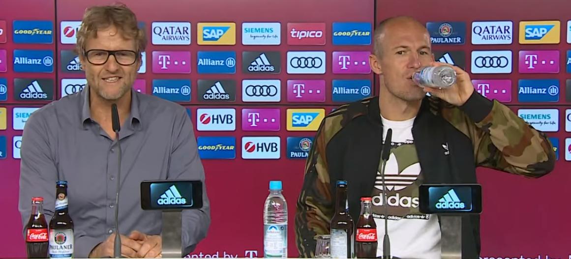 Bayern Munich : les dernières confidences de Robben