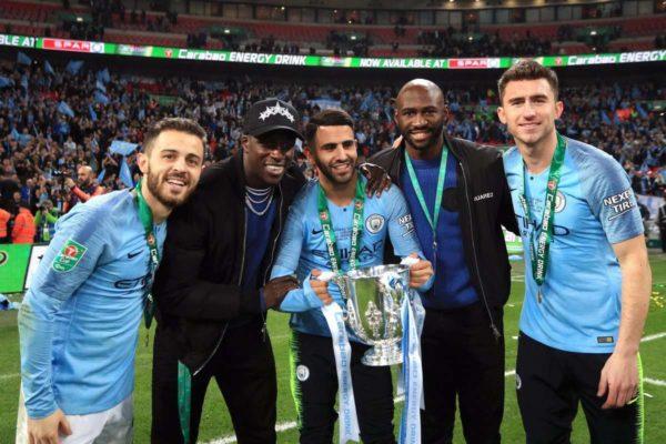 Premier League : Benjamin Mendy exulte après le titre