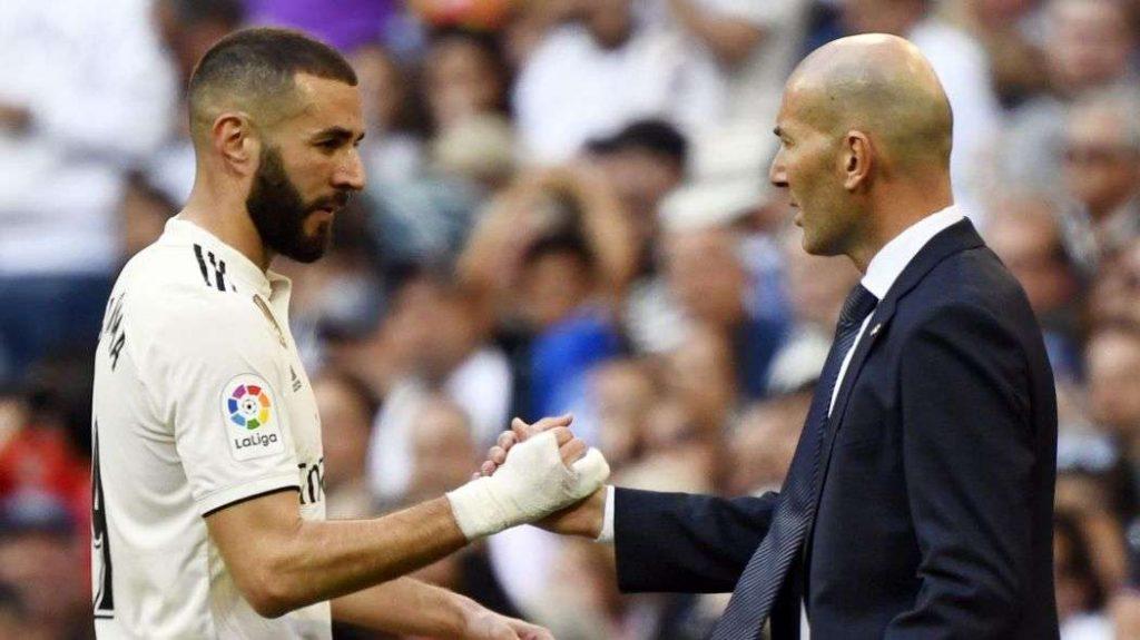 Real Madrid : Karim Benzema se confie sur Zidane et les Bleus