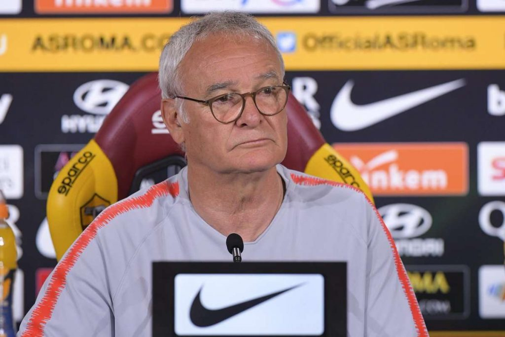 Officiel : Claudio Ranieri quittera l'AS Roma en fin de saison