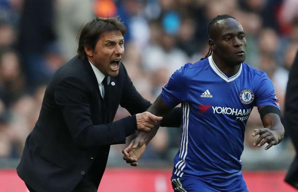 Inter Milan : Victor Moses arrive !