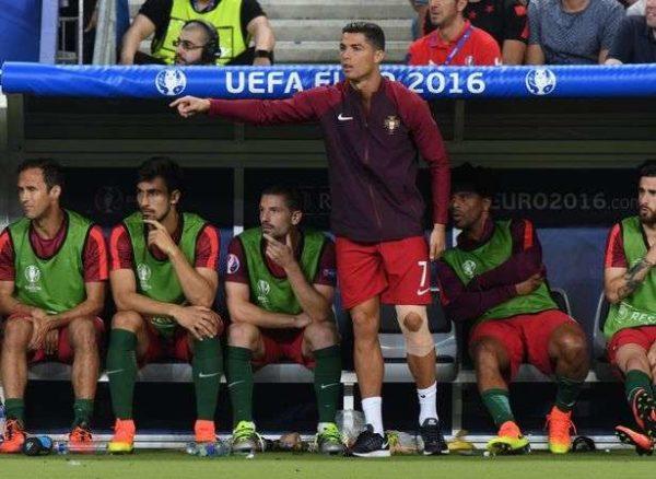 Cristiano Ronaldo pourrait rester proche des terrains