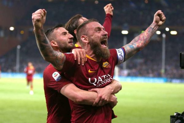 Daniele De Rossi courtisé en MLS