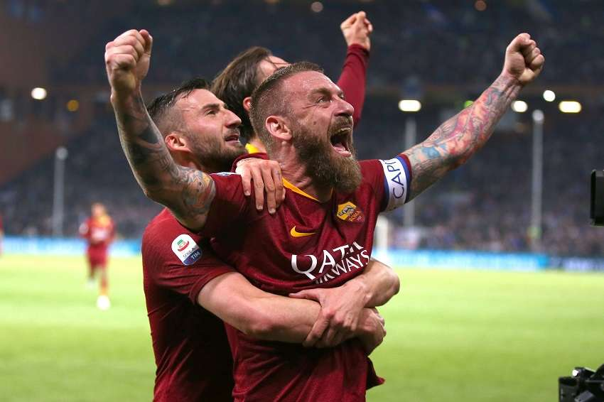 Officiel : Daniele de Rossi va quitter la Roma !