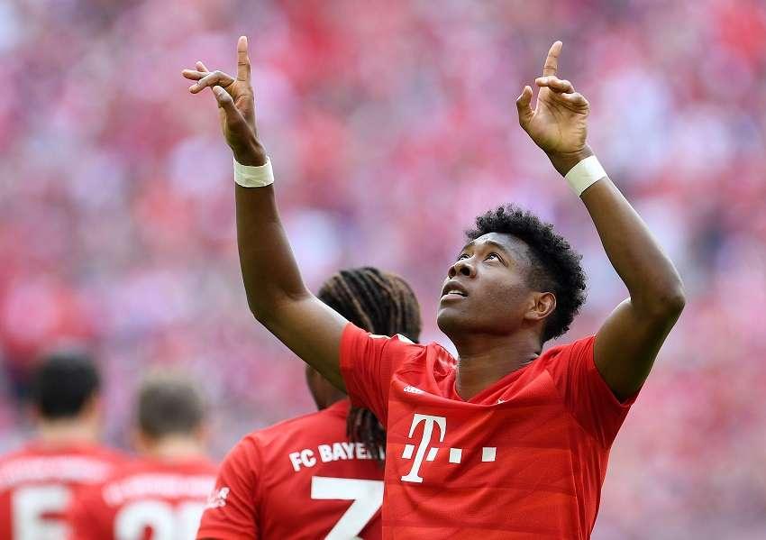 Bayern Munich : David Alaba est heureux au club