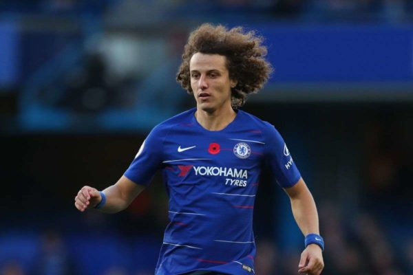 Officiel : David Luiz prolonge à Chelsea