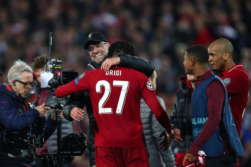 Liverpool veut conserver Origi