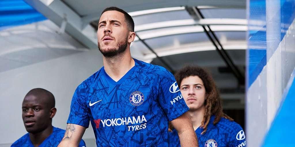 Chelsea : le maillot home 2019/2020 dévoilé