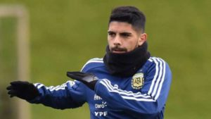 FC Seville : direction l'Italie pour Ever Banega ?