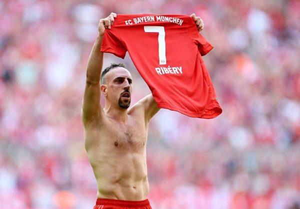 Une piste très surprenante pour Franck Ribery