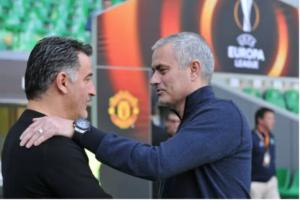 José Mourinho attendait un signe du PSG