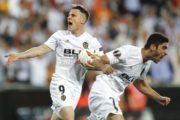 Le FC Valence fixe son prix pour Kevin Gameiro