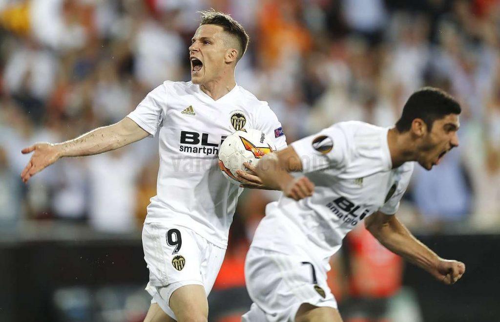 Ligue Europa : la déception de Gameiro après la défaite en demi-finale