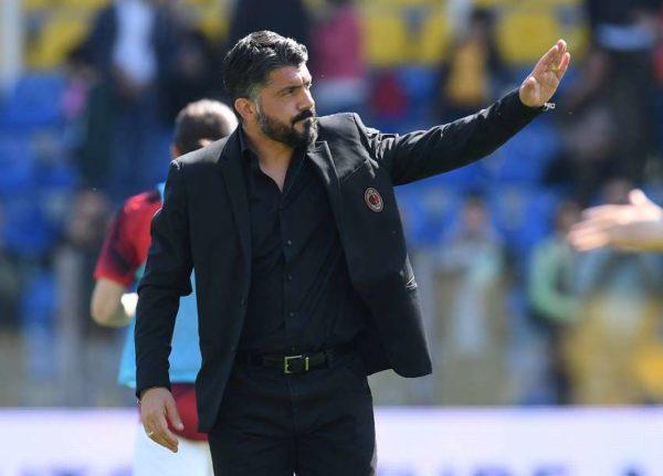 Gennaro Gattuso proche d'un retour en Serie A