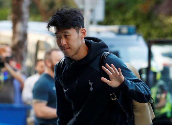 Heung-Min Son parmi les meilleurs de son service militaire