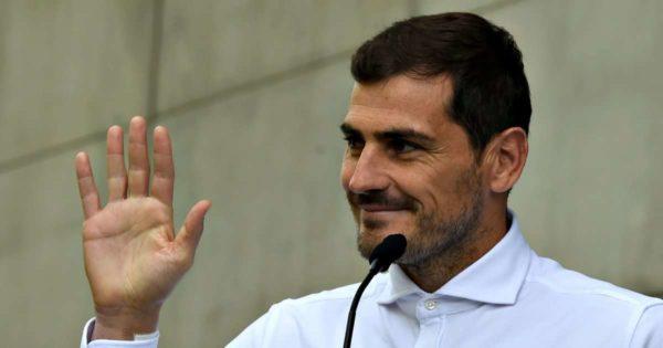 Iker Casillas candidat à la présidence de la Fédération Espagnole !