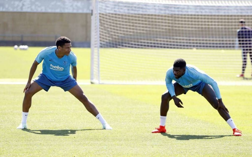 Barça : Umtiti de retour ce week-end ?