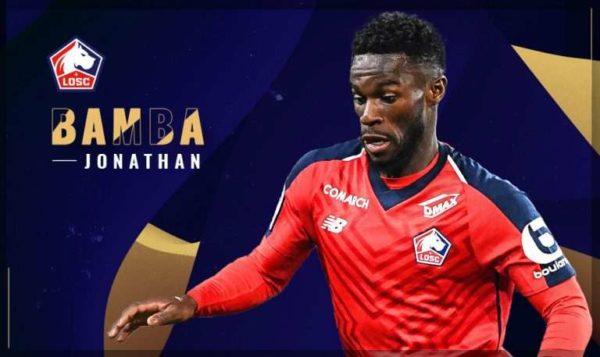 Ligue 1 : Jonathan Bamba élu joueur du mois !