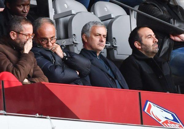 Tottenham : Mourinho veut encore un Lillois !