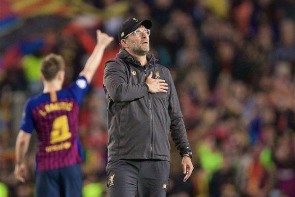 Ligue des Champions : Jurgen Klopp fataliste après la défaite de Liverpool