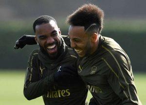 Arsenal veut discuter avec Aubameyang