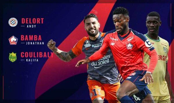 Ligue 1 : les joueurs du mois sont connus