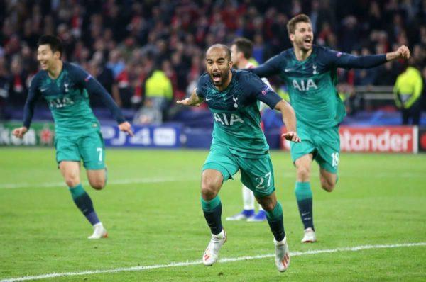 Ligue des Champions : Lucas, l'épéron héroïque