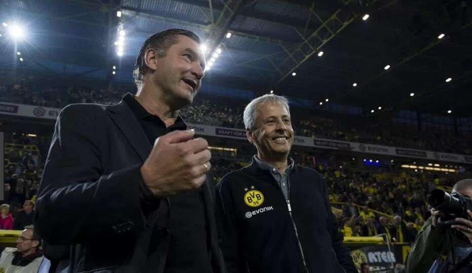 Dortmund : Lucien Favre sera conservé pour la saison prochaine