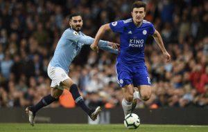 Manchester City connait le prix d'Harry Maguire