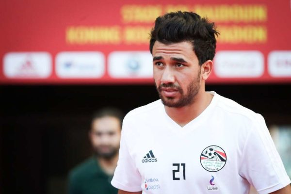 Aston Villa va s'offrir un buteur égyptien !