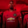 Manchester United : le maillot domicile 2019/2020 dévoilé