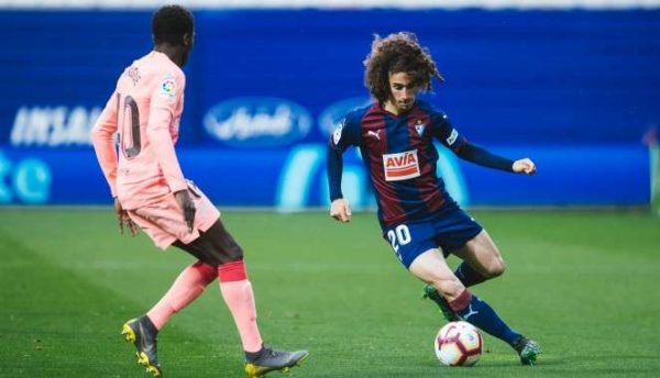 FC Barcelone : Cucurella va de nouveau s'en aller