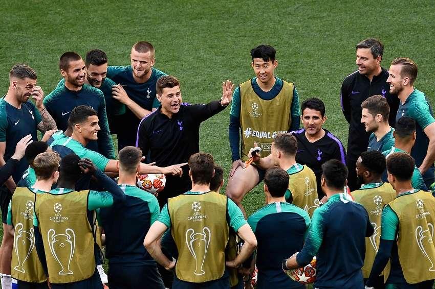 Tottenham : Mauricio Pochettino va garder la même ligne de conduite pour le mercato