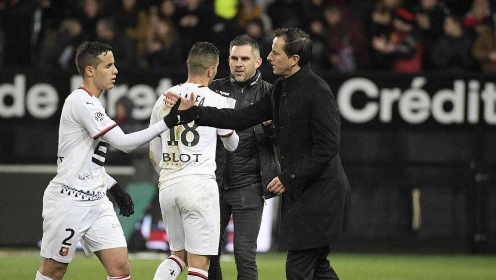 Mehdi Zeffane veut quitter le Stade Rennais pour un club étranger