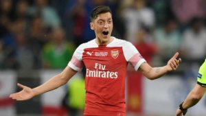Arsenal : Mesut Ozil en route pour la MLS ?