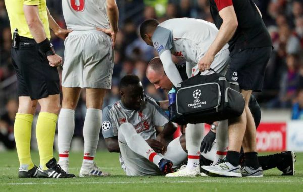 Liverpool : coup dur pour Naby Keita