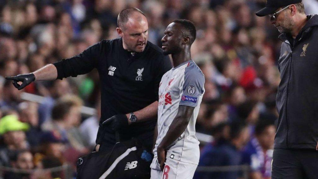 Liverpool : coup dur pour Naby Keita