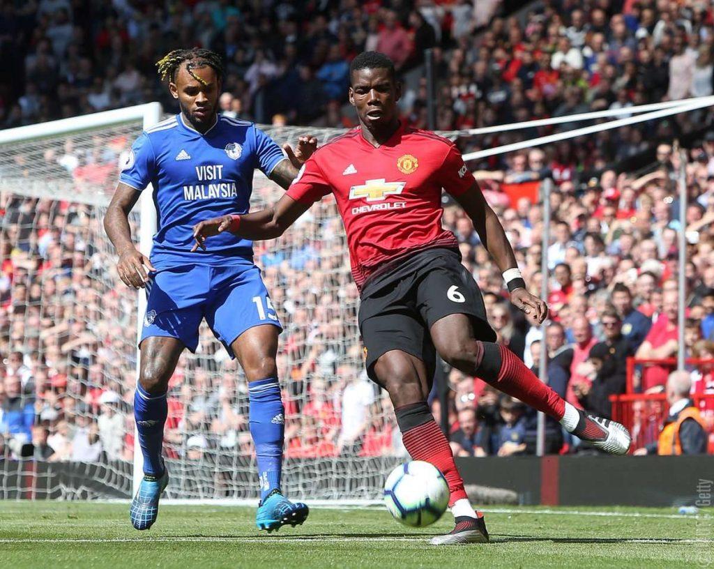 Manchester United : Evra pense que Paul Pogba va partir