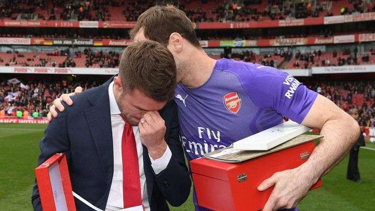 Officiel : Arsenal annonce la liste des joueurs libérés