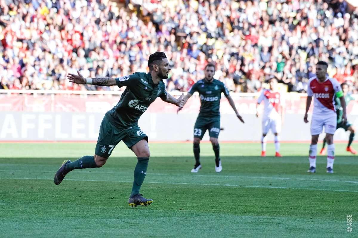 ASSE : Cabella intègre le Top 50 en Ligue 1