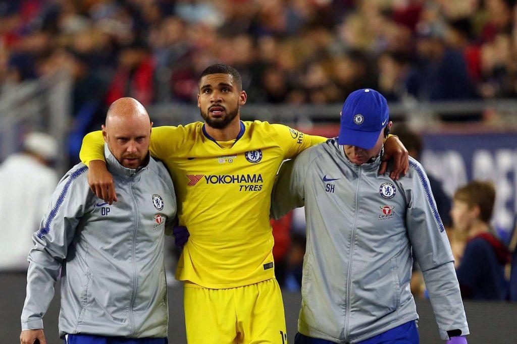 Chelsea : Ruben Loftus-Cheek out pour le reste de la saison