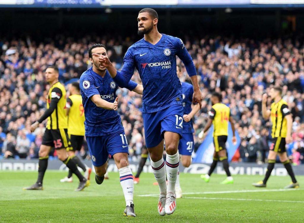 Chelsea : Ruben Loftus-Cheek s'impose petit à petit chez les Blues