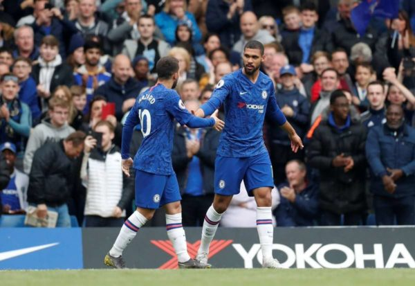 Chelsea : Ruben Loftus-Cheek s'impose petit à petit chez les Blues