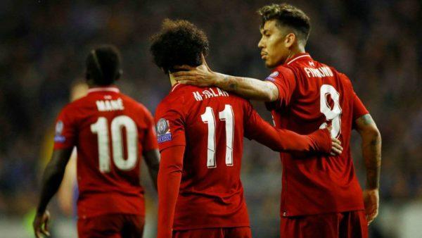 Liverpool : Salah et Firmino ne joueront pas face au Barça